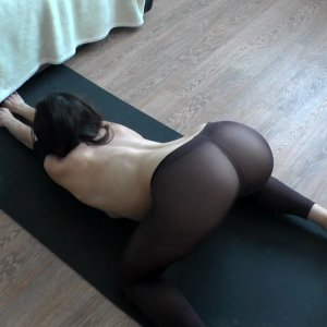 Fucking Fitness Girl Doggystyle