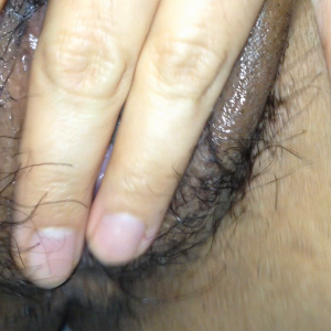 Fucking herself.MOV